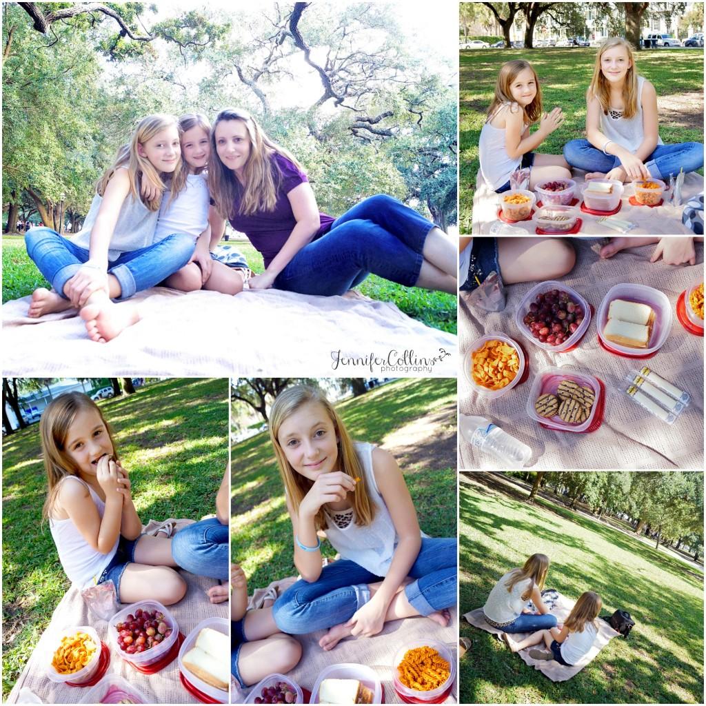 picnic Collage