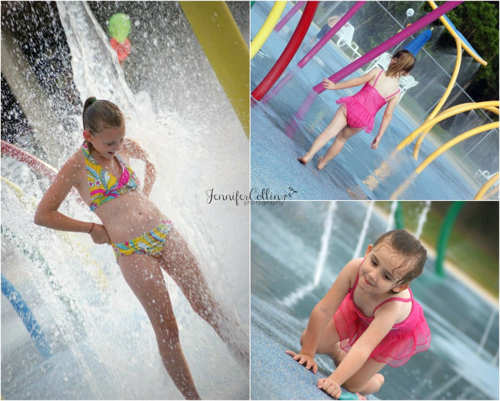splash Collage