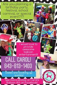 Carol's Balloon Art
