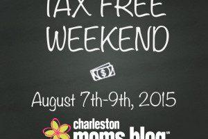 Tax Free Weekend 2015