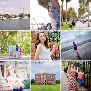 chs locations Collage