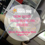 Finding Success Through Breastfeeding Difficulties