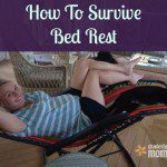 How To Survive Bed Rest