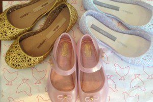 PinkChickenmelissa pre fall shoes