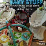 {Must Have Baby Items} Creating Your Registry & On Into Baby's First Year