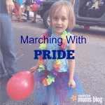 Marching With Pride