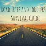 Road Trips and Toddlers {A Survival Guide}