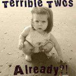 Terrible Twos Already?!