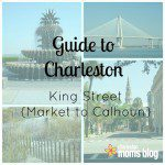Exploring Charleston: King Street {Market to Calhoun}