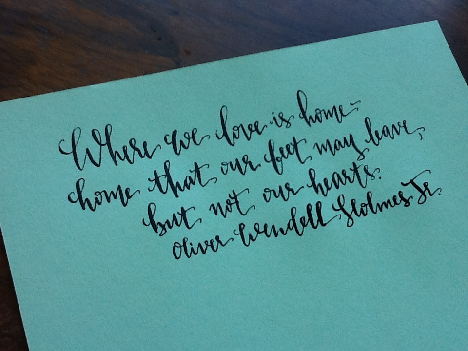 home quote