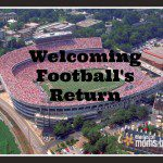 Welcoming Football's Return
