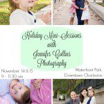 Holiday Mini-Sessions with Jennifer Collins Photography!
