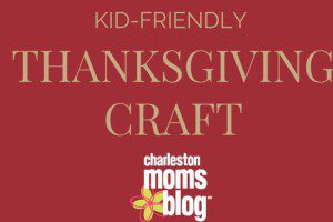 kid friendly thanksgiving craft
