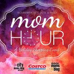 Costco Mom Hour {A Holiday Shopping Event}