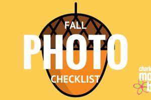 Fall Photo Checklist