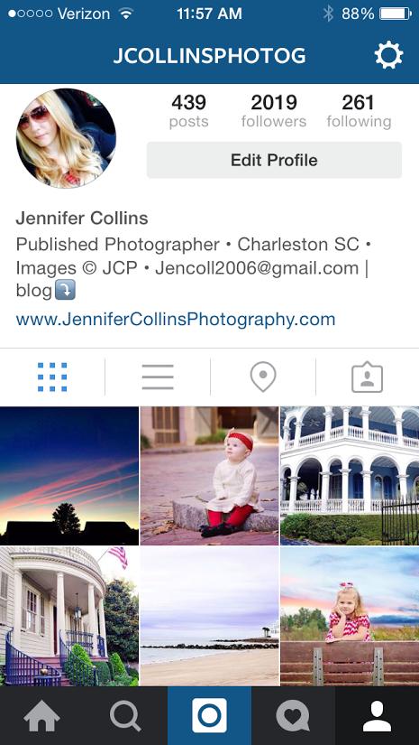 JCP Instagram