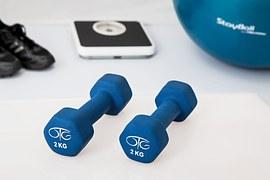 exercising I