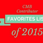 Contributor Favorites List of 2015