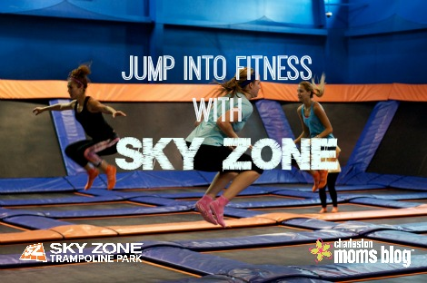 Jump Into Fitness With Sky Zone