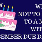 What Not to Say to a Mom With a December Due Date