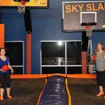 Mom's Night Out at Sky Zone {Recap} | Charleston Moms Blog