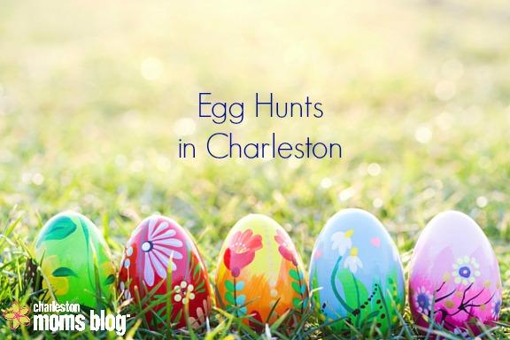 Egg Hunts In Charleston