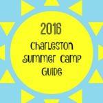 Charleston Summer Camp Guide