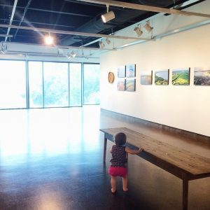 Rose cruises around City Waterfront Gallery Downtown