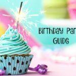 Charleston Birthday Party Guide