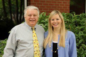 Dr. Ward and Dr. Beall
