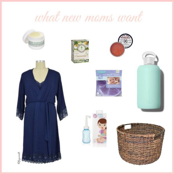 what new moms want