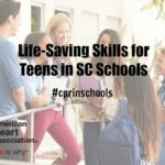 Life-Saving Skills for Teens in SC Schools {#cprinschools}