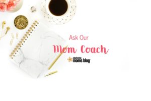 mom coach column