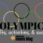Olympic Crafts, Activities, and Snacks