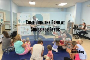 Songs for Seeds Charleston