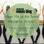 Moms Night Out:: Meet Me at the Barre {Tickets on Sale Now!}