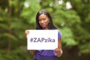 March of Dimes Zap Zika photo