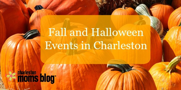 fall events in Charleston