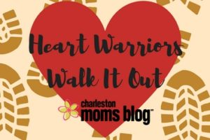 Heart Warriors Walk It Out