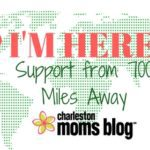 I'm Here: Support from 700 Miles Away