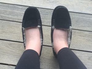 my swollen feet. aka. cankletastic