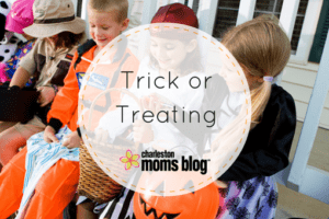 Trick or Treating in Charleston