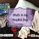 What's In My Hospital Bag {+ Free Printable Packing List}
