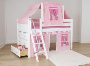 whitelowloftpinkwhitetentdresserpinkknobs