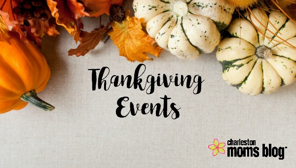 thanksgiving in charleston