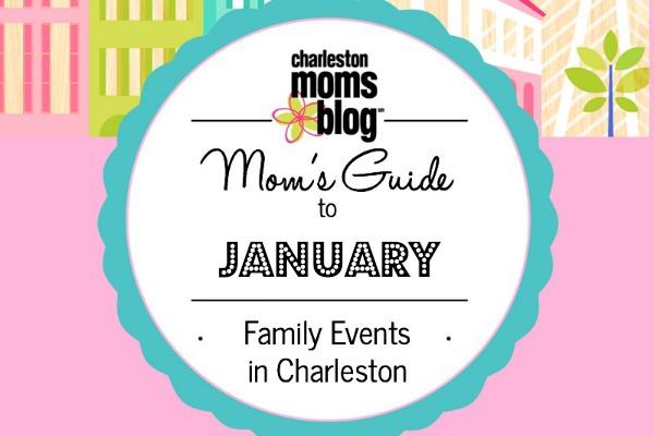 January Charleston Events
