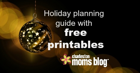 holiday planning guide with free printables