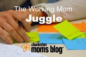 the working mom juggle