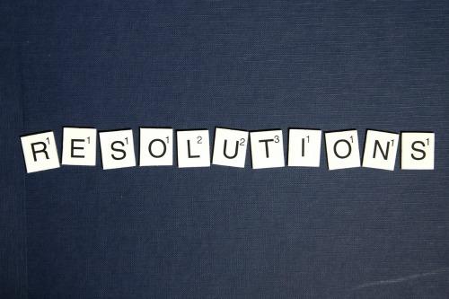 Resolutions Revolution