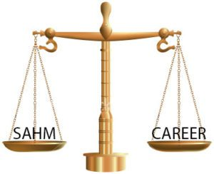 SAHM or CAREER Mom: My Expectations vs My Realities